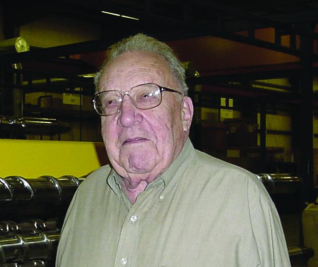 Davis-Standard R&D Pioneer Norton C. Wheeler, Jr. Dies at 96